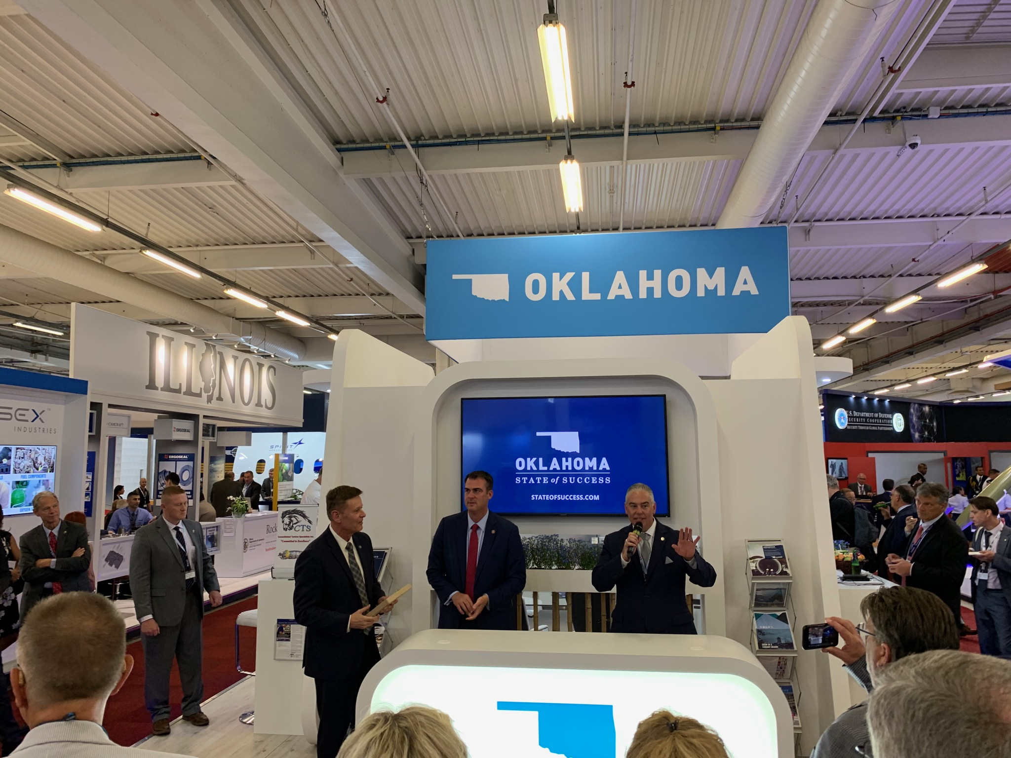 Aircraft engine manufacturer plans to expand in OKC | Greater