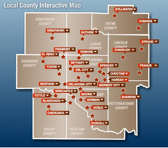 The Greater Oklahoma City Partnership Greater Oklahoma