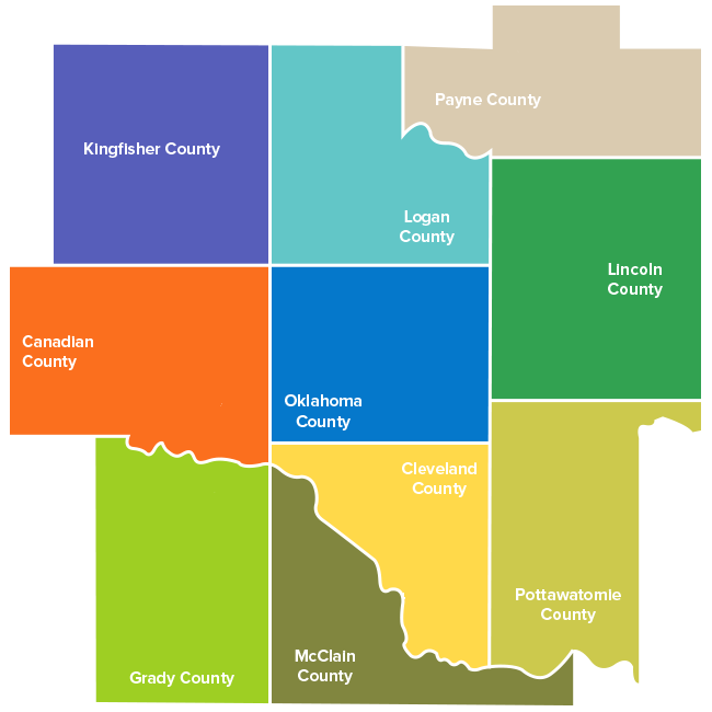 County Profiles Greater Oklahoma City Economic Development
